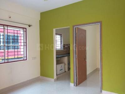 Gallery Cover Image of 550 Sq.ft 1 BHK Apartment for rent in Sadduguntepalya for 11500