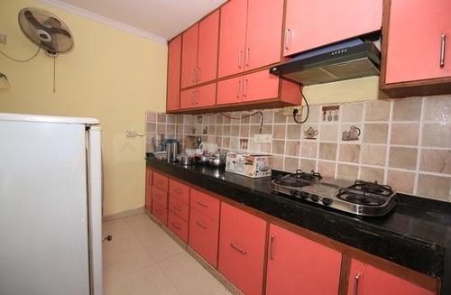 Kitchen Image of Neeraj House Delhi in Vasant Kunj