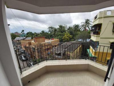 Balcony Image of PG 4314581 Baishnabghata Patuli Township in Baishnabghata Patuli Township