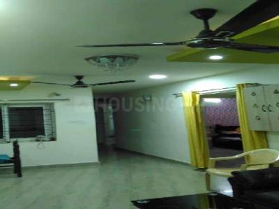 Gallery Cover Image of 1215 Sq.ft 3 BHK Apartment for rent in Semmancheri for 12500