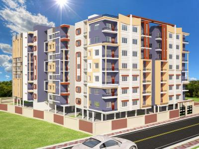 Gallery Cover Image of 1230 Sq.ft 2 BHK Apartment for buy in Bidhannagar for 2650000