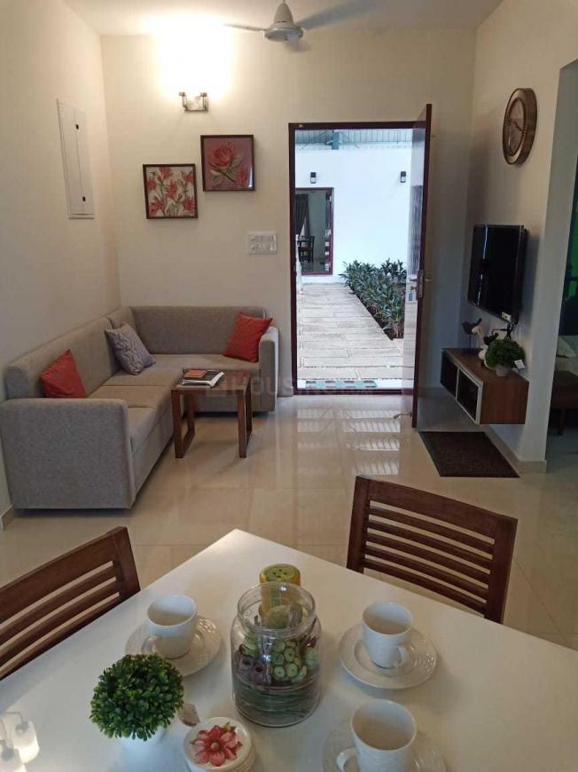 Living Room Image of 872 Sq.ft 3 BHK Apartment for buy in Thirumazhisai for 3571000