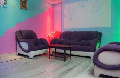 Living Room Image of Om Sai Residency 403 in Manikonda