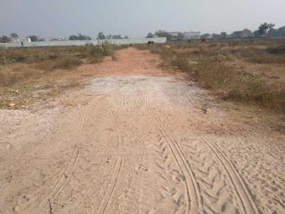 Gallery Cover Image of  Sq.ft Residential Plot for buy in Idgah Colony for 550000