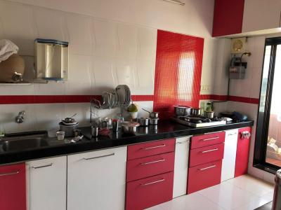 Gallery Cover Image of 1200 Sq.ft 2 BHK Apartment for rent in Sakinaka for 40000