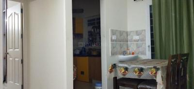 Gallery Cover Image of 850 Sq.ft 1 BHK Apartment for rent in Urban Tree Oxygen, Perumbakkam for 10000