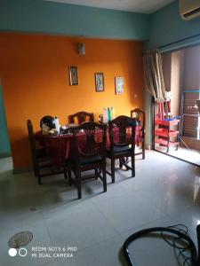 Gallery Cover Image of 1472 Sq.ft 3 BHK Apartment for rent in Jadavpur for 45000