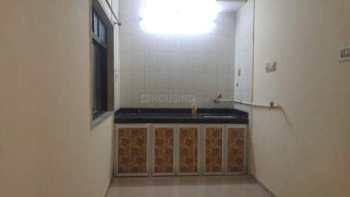 Kitchen Image of 1050 Sq.ft 2 BHK Independent Floor for rent in Kandivali West for 26000