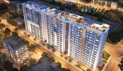 Gallery Cover Image of 979 Sq.ft 3 BHK Apartment for buy in MICL Aaradhya Nine, Ghatkopar East for 29500000