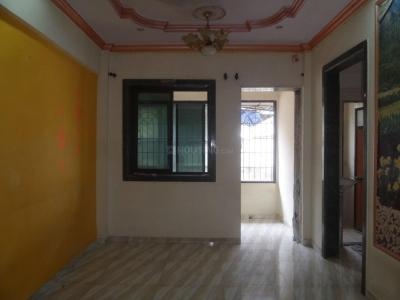 Gallery Cover Image of 600 Sq.ft 1 BHK Apartment for rent in Shree Varsha Co-operative Housing Society, Vasai West for 7500