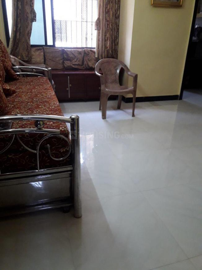 Living Room Image of 980 Sq.ft 2 BHK Apartment for rent in Kamothe for 13000