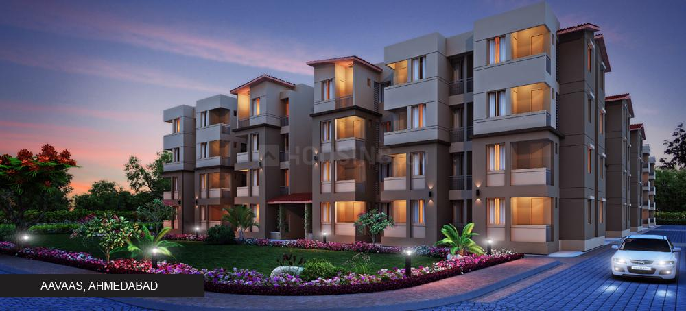 Building Image of 925 Sq.ft 2 BHK Apartment for buy in Changodar for 1750000