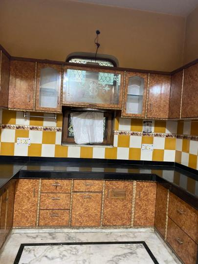 Kitchen Image of 2000 Sq.ft 3 BHK Independent House for rent in Palam for 24500