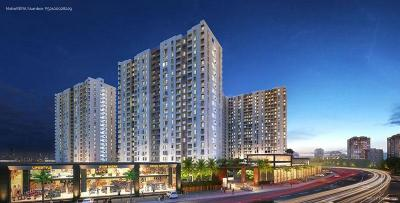 Gallery Cover Image of 894 Sq.ft 2 BHK Apartment for buy in Punawale for 5500000