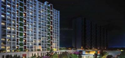 Gallery Cover Image of 635 Sq.ft 1 BHK Apartment for buy in Godrej Horizon, Mohammed Wadi for 3000000