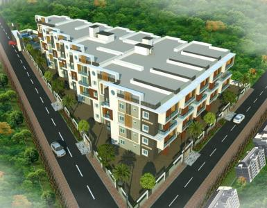 Gallery Cover Image of 1110 Sq.ft 2 BHK Apartment for buy in Mangammanapalya for 7549023
