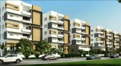 Gallery Cover Image of 1640 Sq.ft 3 BHK Apartment for rent in RV Advaita Block B, Moosapet for 25000
