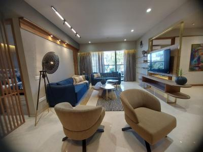Gallery Cover Image of 3265 Sq.ft 4 BHK Apartment for buy in Arihant Aura, Ambawadi for 25500000