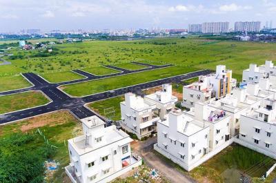 1200 Sq.ft Residential Plot for Sale in Sholinganallur, Chennai