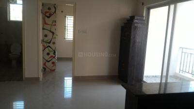 Gallery Cover Image of 1567 Sq.ft 3 BHK Apartment for rent in BM Green Woods, Carmelaram for 25000