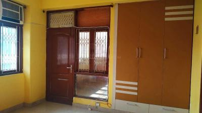 Gallery Cover Image of 650 Sq.ft 1 BHK Independent Floor for rent in Niti Khand for 8500
