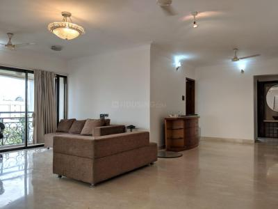 Gallery Cover Image of 2500 Sq.ft 3 BHK Apartment for rent in Wagh Manor Apartment, Bandra West for 250000