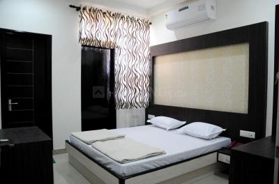 Bedroom Image of Paying Guest Available Near Lodha It Park Thane Ynh in Thane West
