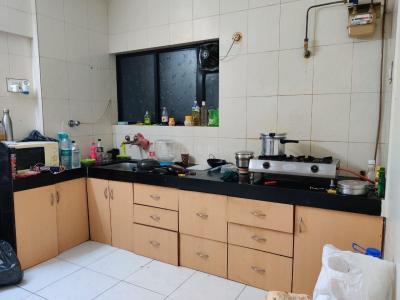 Kitchen Image of Vanraji Hights in Kothrud