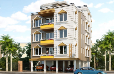 Gallery Cover Image of 1259 Sq.ft 3 BHK Apartment for buy in Bormotoria for 8200000