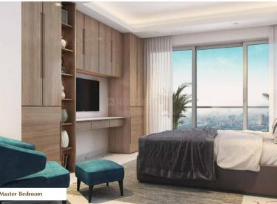 Gallery Cover Image of 550 Sq.ft 1 BHK Apartment for buy in Shapoorji Pallonji Northern Lights, Thane West for 8900000