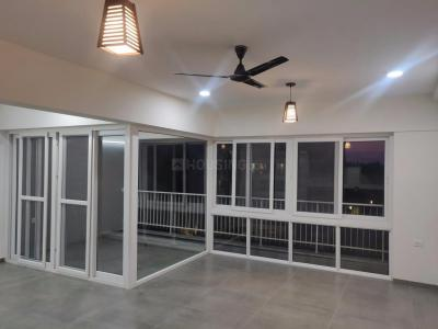 Gallery Cover Image of 1890 Sq.ft 3.5 BHK Apartment for rent in Whitefield for 37000