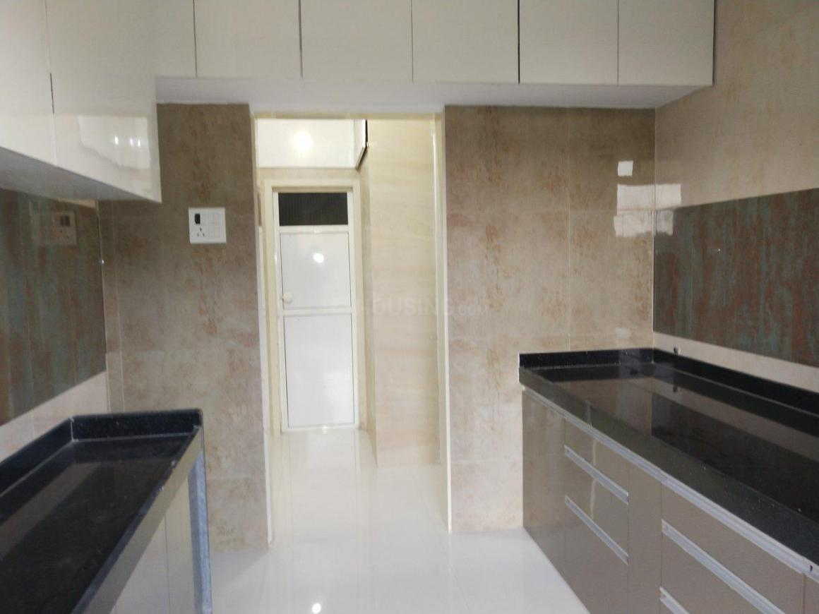 Kitchen Image of 690 Sq.ft 1 BHK Apartment for buy in Navapada for 5000000