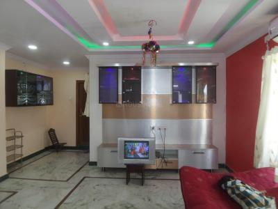 Gallery Cover Image of 1150 Sq.ft 2 BHK Apartment for rent in Hafeezpet for 30000