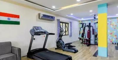 Gym Image of Apartments For Men in Hafeezpet