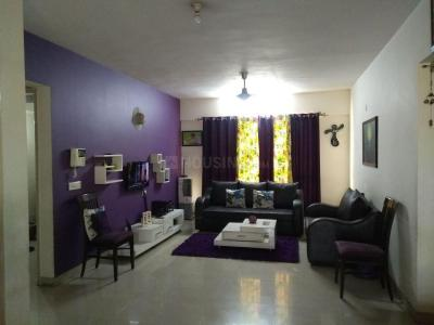 Gallery Cover Image of 1900 Sq.ft 3 BHK Apartment for rent in Madhuban Satin Brick, Kharadi for 40000