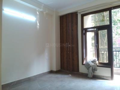 Gallery Cover Image of 600 Sq.ft 1 BHK Independent House for rent in Saket for 13000