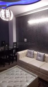Gallery Cover Image of 1300 Sq.ft 3 BHK Independent Floor for rent in Shahberi for 10000