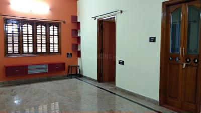 Gallery Cover Image of 1200 Sq.ft 2 BHK Independent Floor for rent in Bagalakunte for 17000