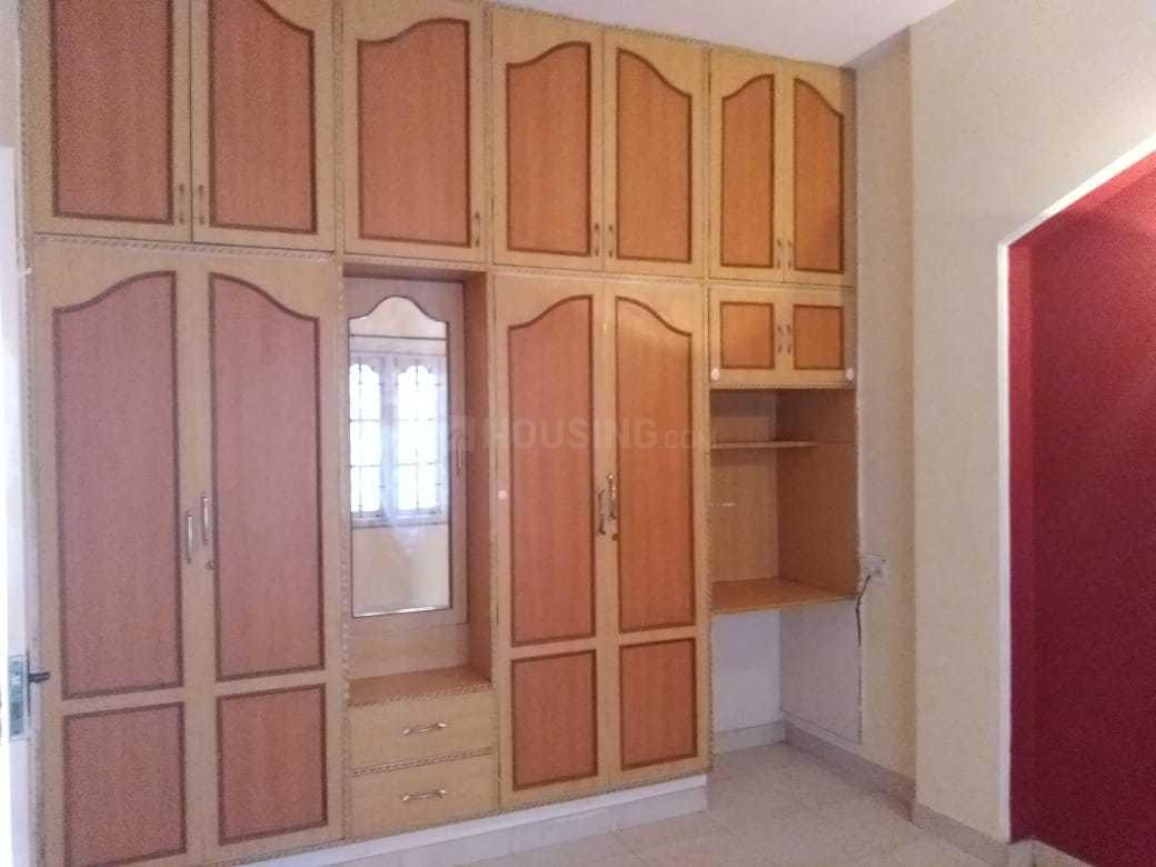 Bedroom Image of 800 Sq.ft 1 BHK Independent Floor for rent in Hennur for 13000