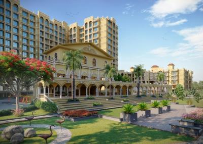 Gallery Cover Image of 1207 Sq.ft 2 BHK Apartment for buy in Rasayani for 4700000