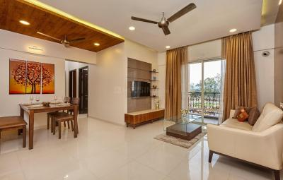 Gallery Cover Image of 1300 Sq.ft 3 BHK Apartment for buy in Nyati Enchante II, Wadgaon Sheri for 11500000