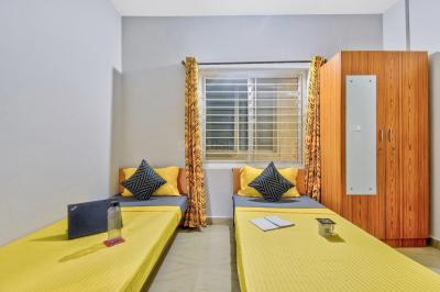 Bedroom Image of Oyo Life Blr1779 Electronic City Ph-2 in Electronic City