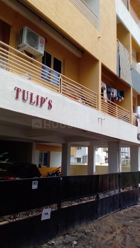 Building Image of 850 Sq.ft 2 BHK Apartment for rent in Varadharajapuram for 10000