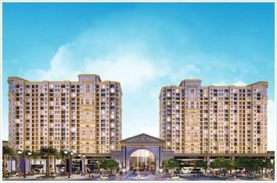 Gallery Cover Image of 750 Sq.ft 2 BHK Apartment for buy in Thane West for 11400000