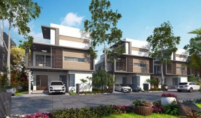 Gallery Cover Image of 3300 Sq.ft 3 BHK Villa for buy in Bandlaguda Jagir for 22600000