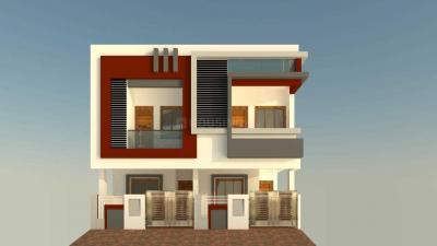 Gallery Cover Image of 2000 Sq.ft 3 BHK Villa for buy in Shri Ratnam Villas, Mansarovar for 6500000
