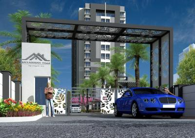 Gallery Cover Image of 1002 Sq.ft 2 BHK Apartment for buy in Bhalerao Savannah Hills, Bavdhan for 6900000