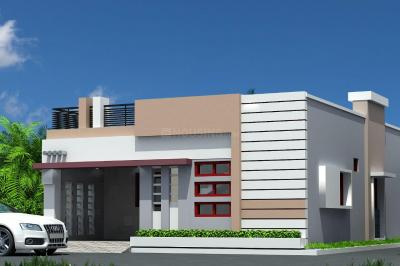 Gallery Cover Image of 1000 Sq.ft 2 BHK Villa for buy in Erode Fort for 4000000