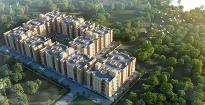 Gallery Cover Image of 956 Sq.ft 3 BHK Apartment for buy in Magnolia Nakshatra, Barasat for 2427232