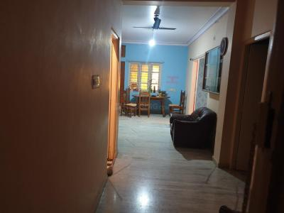 Gallery Cover Image of 1200 Sq.ft 2 BHK Apartment for rent in Akshayanagar for 15000